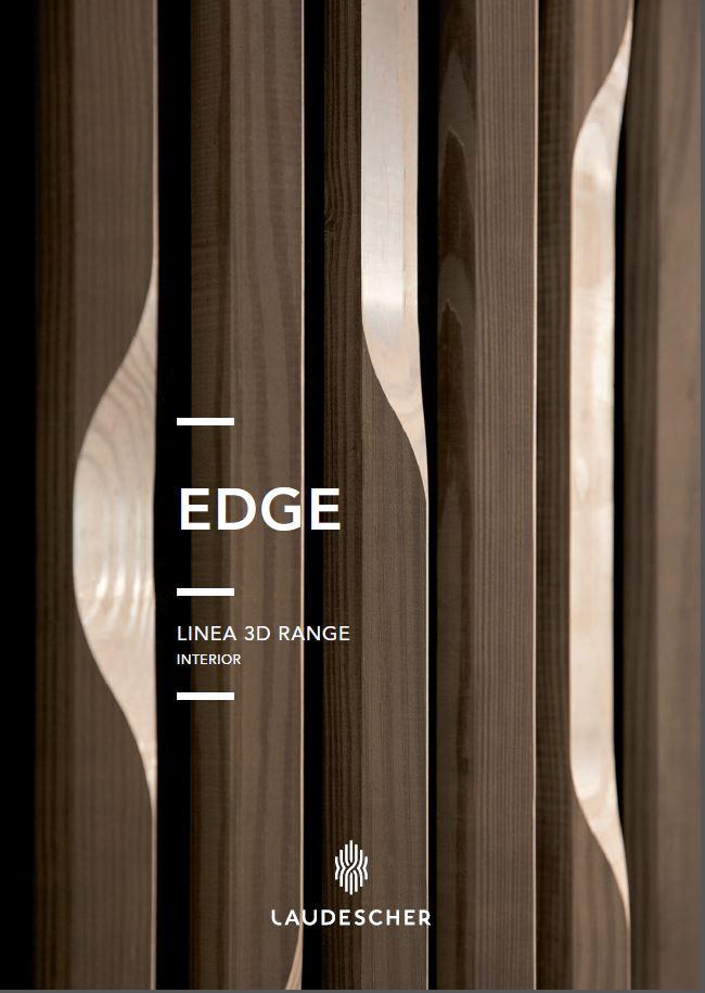 Lauder - Linea 3D Range - Edge