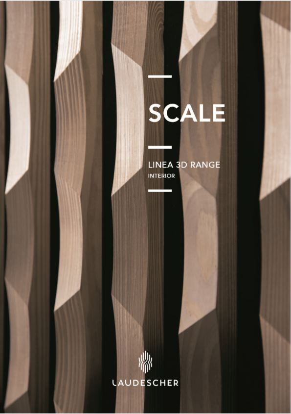 Lauder - Linea 3D Range - Scale