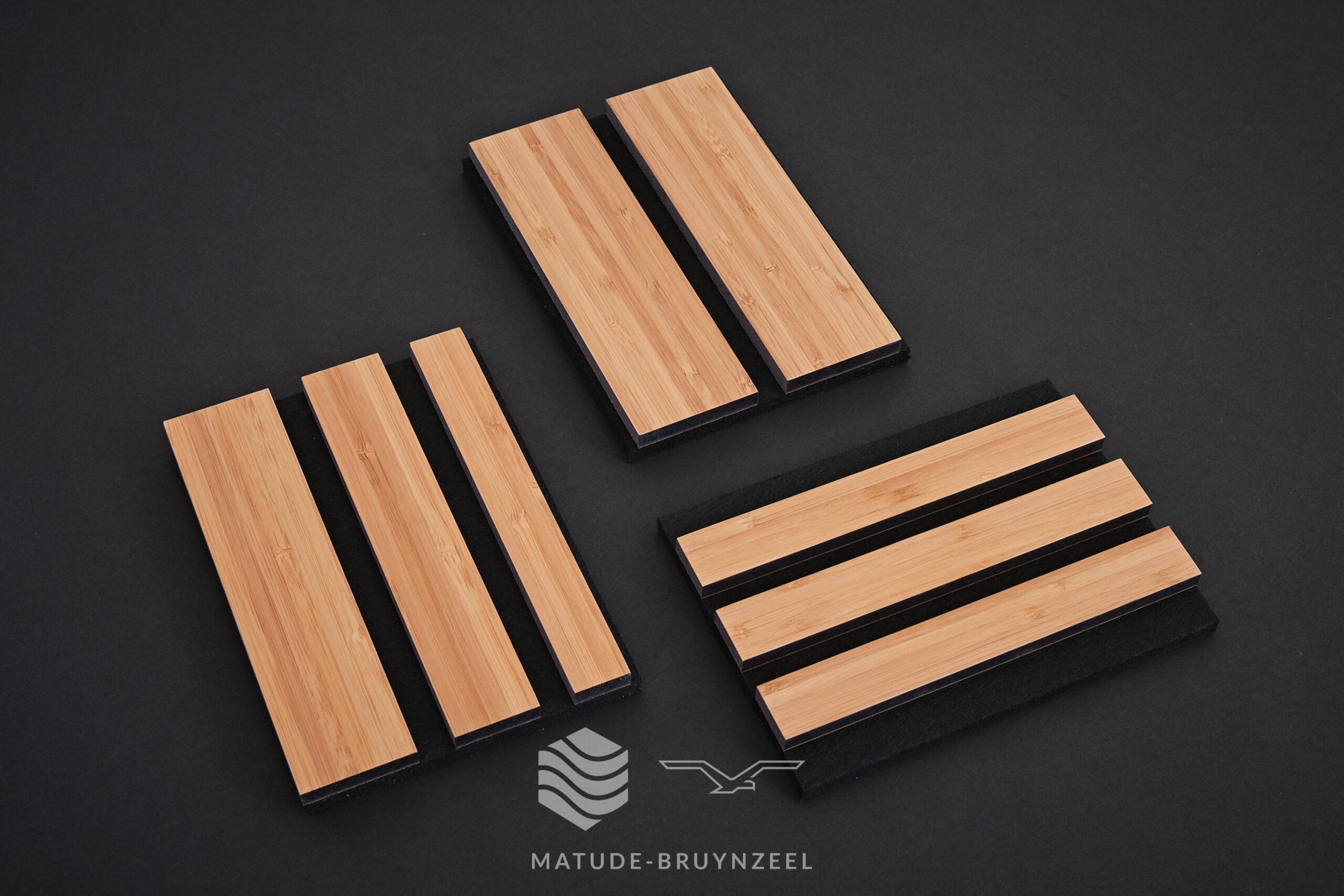 Matude Woodline Collectiefoto Bamboe