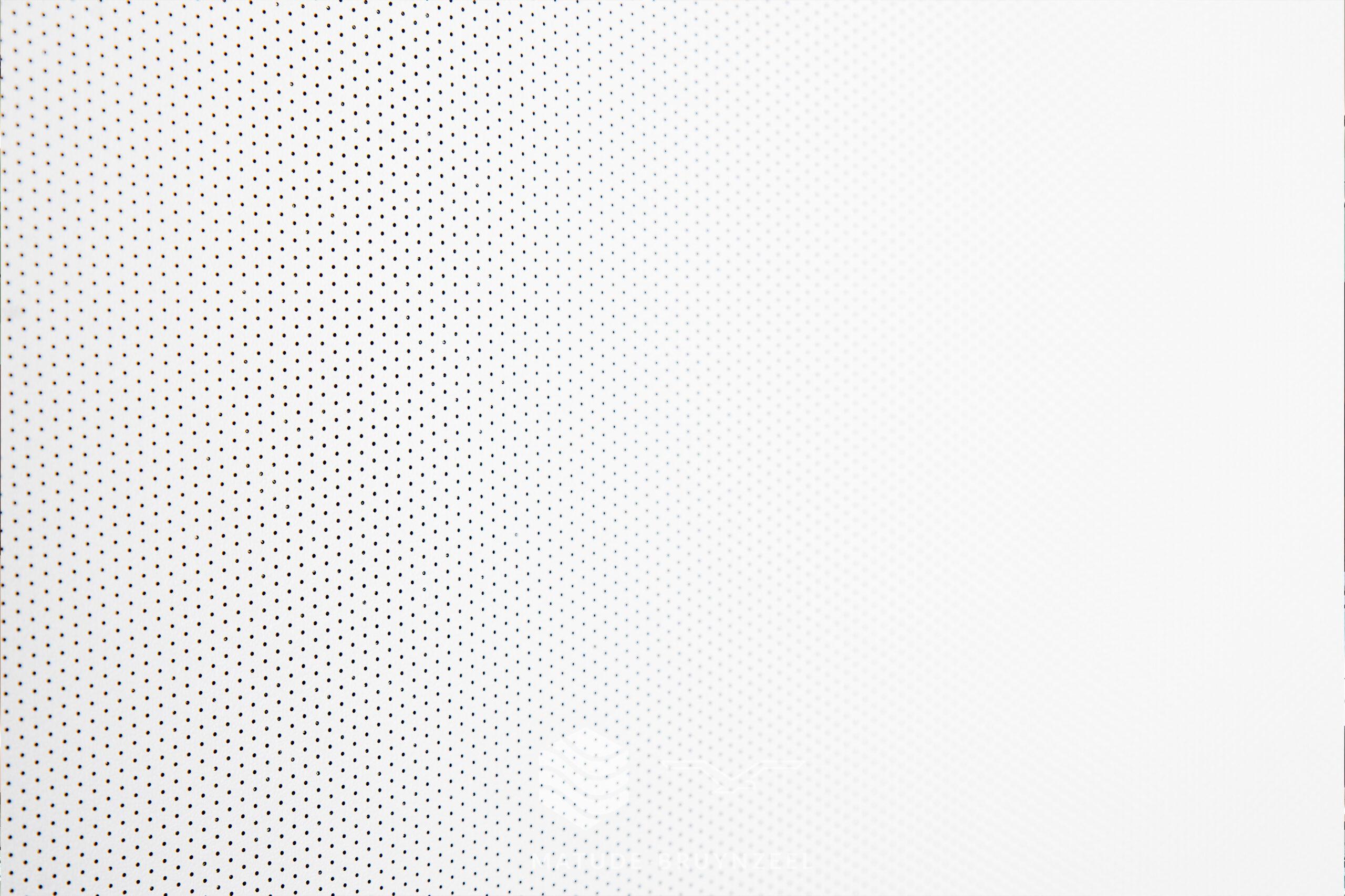 Micro geperforeerde panelen